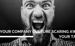 Is your company culture scaring away your talent?