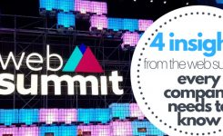 4 insights from the Lisbon Web Summit every company needs to know