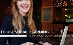 How to use social learning to enhance your online learning programs